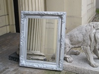 The Mayfair - Antique Silver: Available in Sizes Ranging from 4Ft x 3Ft up to 6Ft x 4Ft