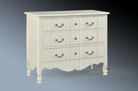 The Charles Chest Of Drawers: Antique White