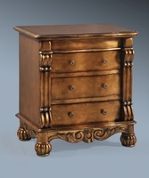 The Berkshire Chest: Antique Gold
