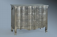 The Charles Chest Of Drawers: Antique Silver