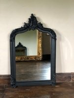 The Annecy Mirror - Matt Black 4FT High