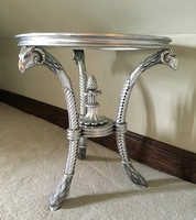 The Rams Table: Silver Leaf