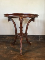The Rams Table - Walnut