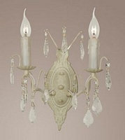 White French Sconce